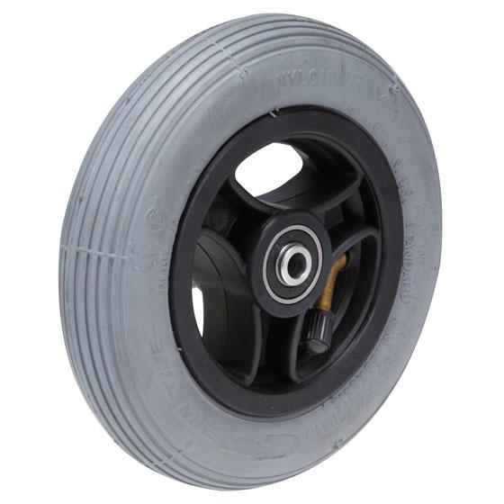 Billed af Luftgummihjul med kunststoffælge, (17-serie)