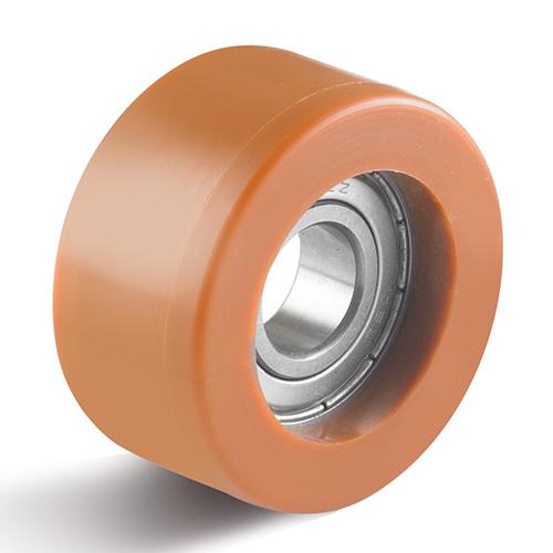 Billed af Styrerulle i polyuretan cylinderformet (0028250)