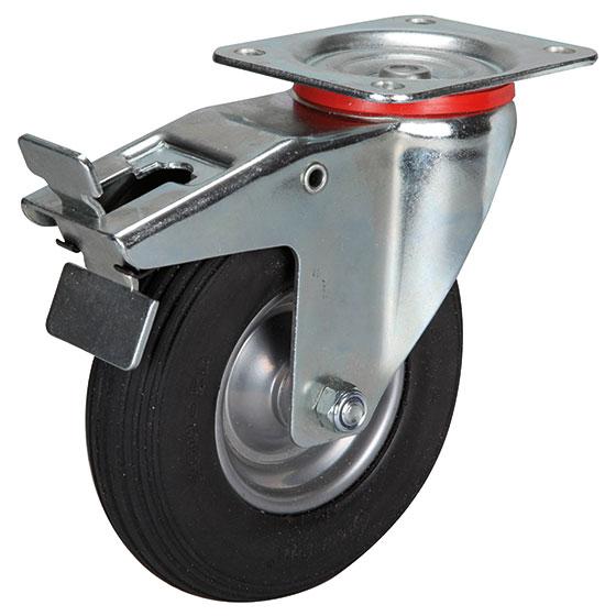 Billed af Luftgummihjul, stålfælge (20-21-serie)